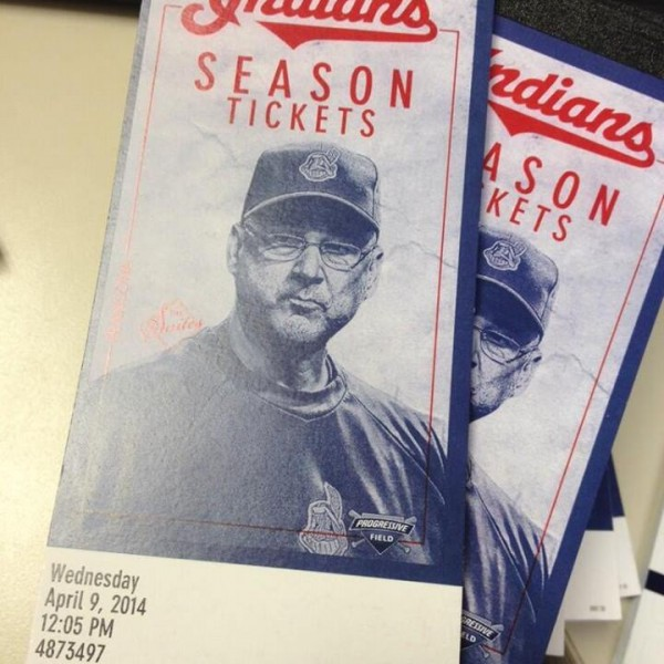 Indians tickets
